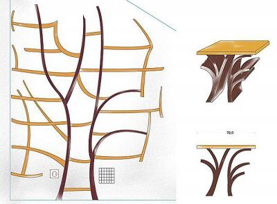 unikatowy-regal-drewniany-projekt