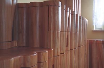 meble drewniane szuflady na zamowienie #2064