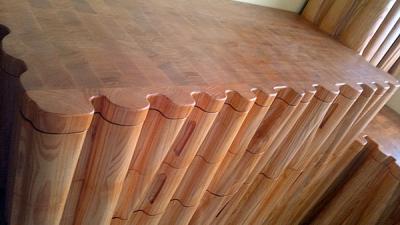 meble z drewna jesionowe #2065