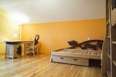 meble na wymiar  drewniane do sypialni dębowe #3180