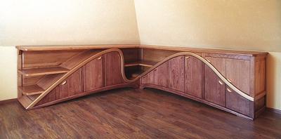 szafki-drewniane-gabinetowe #4081