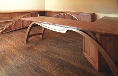 dębowe-biurko-drewniane-artystyczne #4084