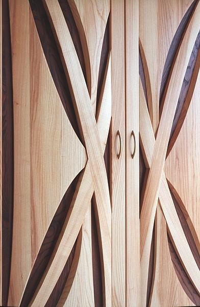 meble-drewniane-artystyczne-szafa #4113-1