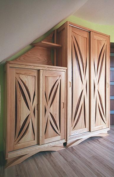 meble-drewniane-szafy-gabinetowe #4112