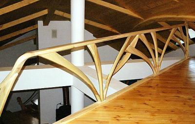schody-drewniane-barierka #5052