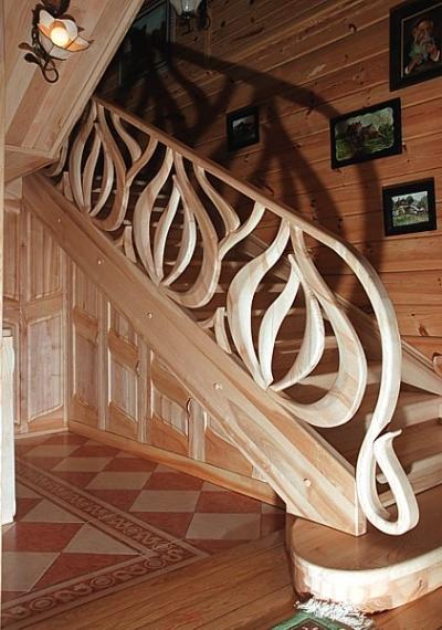 meble-drewniane-artystyczne-schody #5061