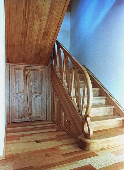schody-drewniane-unikatowe #5071