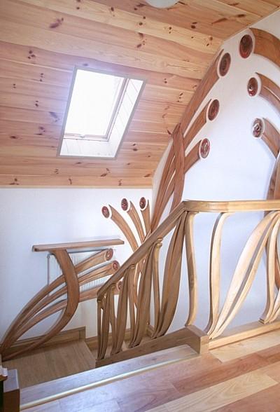 meble-artystyczne-z-drewna-schody #5074