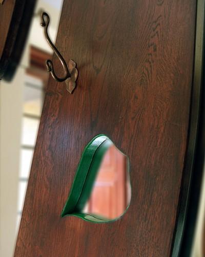 Meble drewniane artystyczne ramy luster na wymiar unikatowe oryginalne. #6293