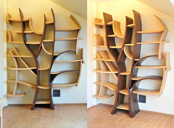 6321-artystyczny-regal-drewniany-ksiazki