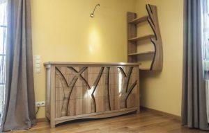 Meble Drewniane Do Salonu Meble Drewniane I Artystyczne Na